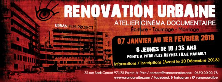 Urban Film Project II : Rénovation Urbaine.